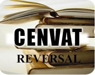 Reversal of CENVATCredit- Rule 3(5B/C)