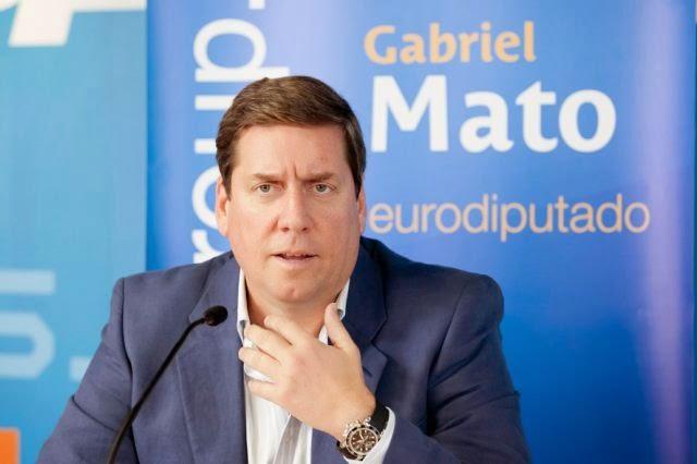 Mato defiende en el Parlamento Europeo que Canarias no debe pagar la factura de los acuerdos comerciales con América Latina