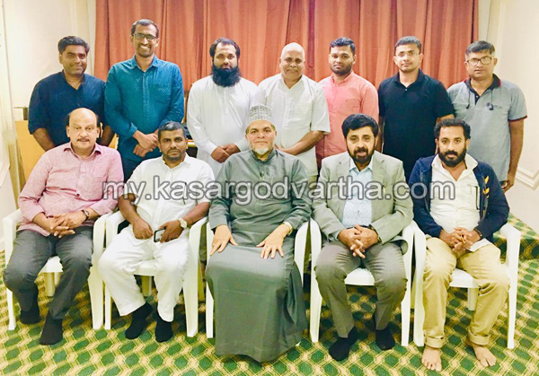 News, Kerala, Gulf, Inauguration, Students, Reception for Al Noor Islamic Academy Chairman