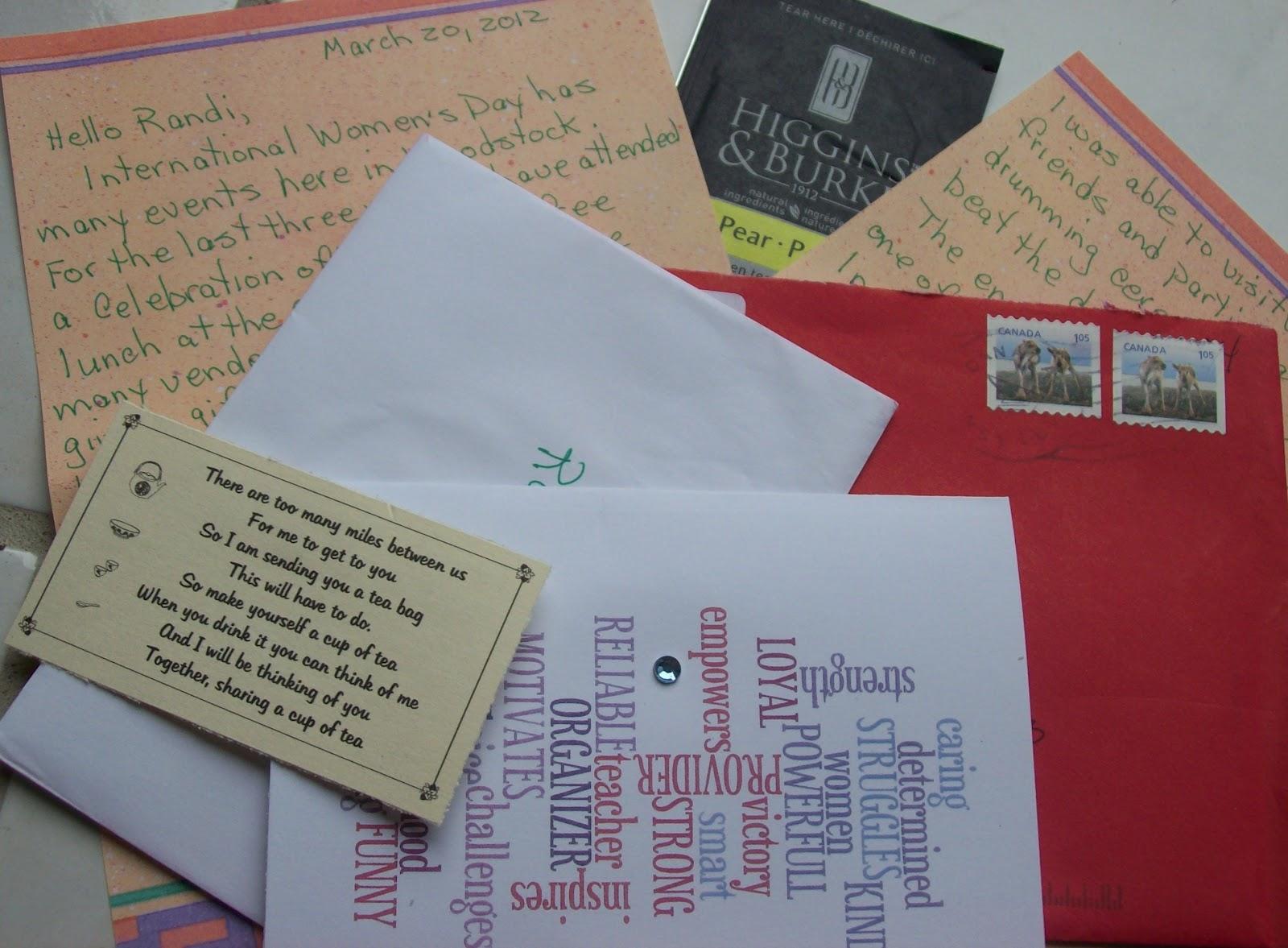 My Happy Mailbox: Friday Mail!