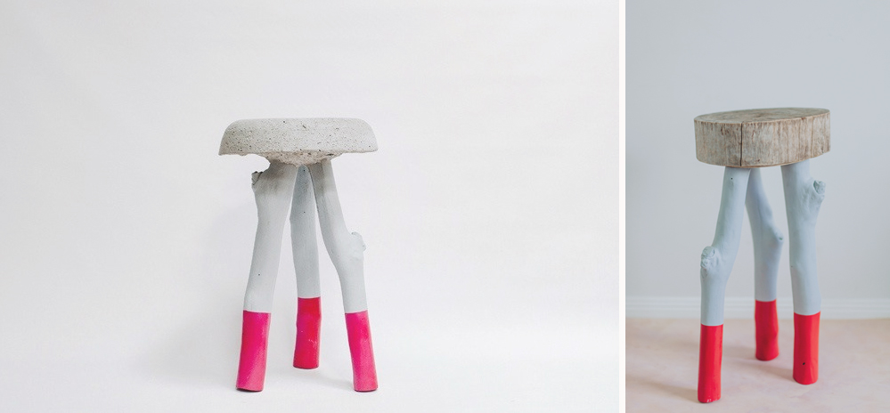cement stool
