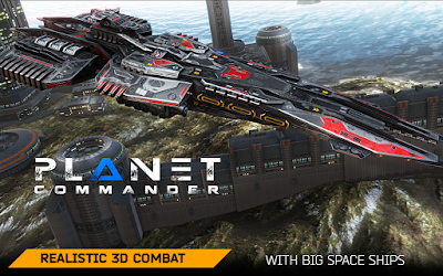 Download Planet Commander Mod Apk Unlimited Money 1.1 Terbaru