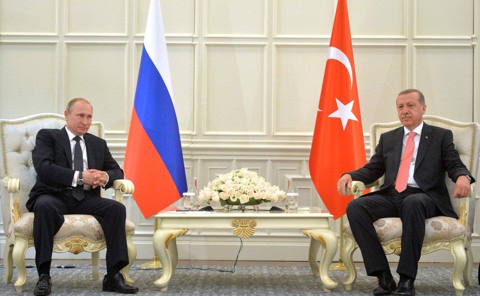 Πούτιν και Ερντογάν: νέοι καλύτεροι φίλοι;