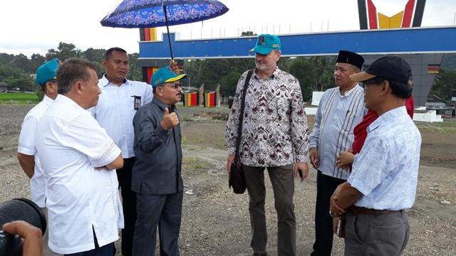 Pengembangan Kawasan Tarok Mendapat Apresiasi Konsultan ADB