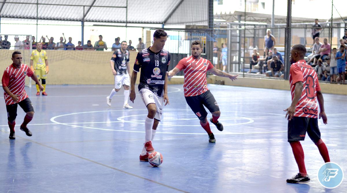 Definidas as quartas de final da Copa Andorinha Hiper Center