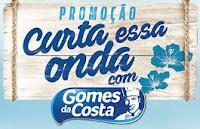 Promoção Curta essa onda com Gomes da Costa promogomesdacosta.com.br
