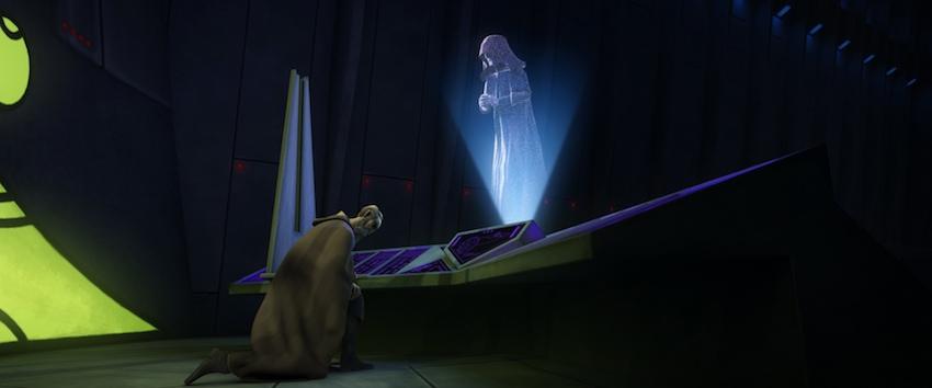 darth sidious star wars the clone wars