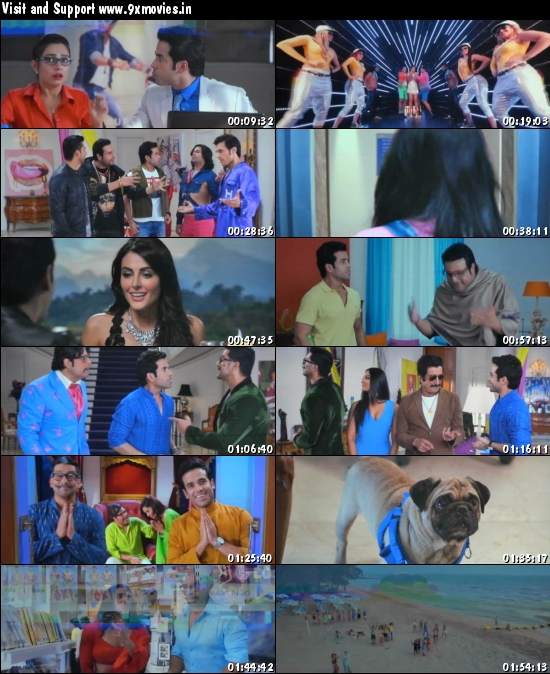 Kya Kool Hain Hum 3 2016 Hindi 720p DVDScr x264 900mb