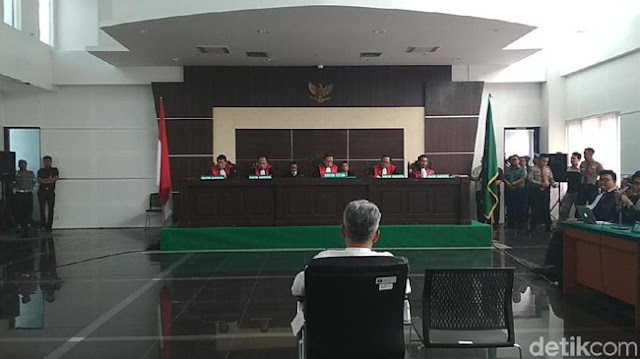 Terungkap, Kenapa Buni Yani Tidak Dijebloskan Ke Penjara, Ini Alasan Majelis Hakim