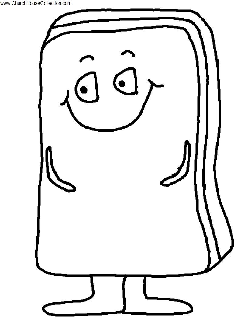 Church house collection blog ice cream sandwich jesus is for Sandwich coloring page