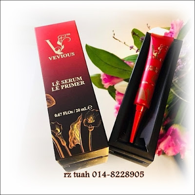 vevious ultra correction serum primer makeup