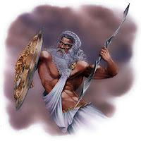 giove, il dio dei romani
