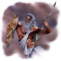 giove, il dio dei romani. riassunto sulle divinità dei romani