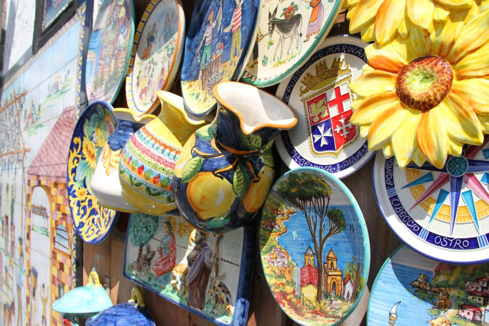 Ceramic Art in Vietri