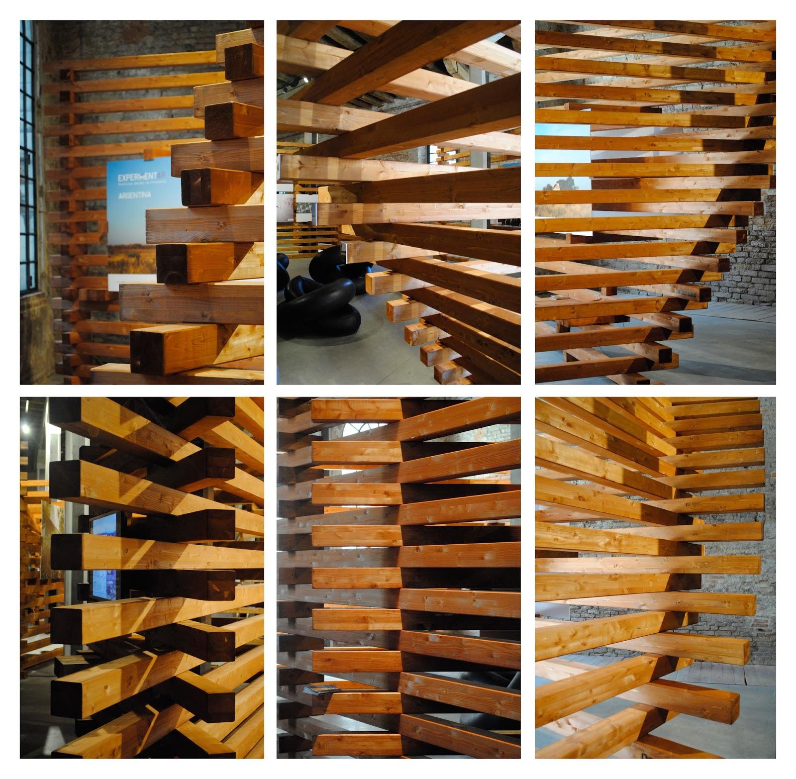 Atilio pentimalli estudio - Listones de madera ...