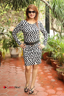 Actress Saloni Latest Pos in Short Dress  0265.JPG