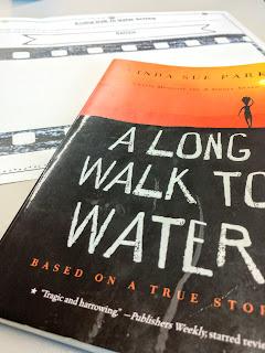 Linda Sue Park's novel on the life of Salva Dut in Sudan