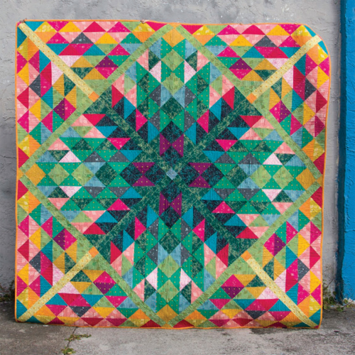 Thoughts Quilt - Free Pattern