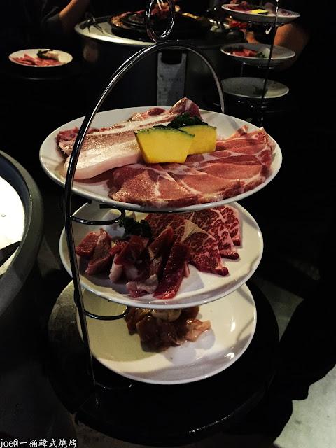 IMG 4265 - 【台中美食】好想念韓國的燒肉啊!!!『一桶韓式燒烤』讓你重溫韓國燒肉的舊夢阿!!!@一桶@韓式燒烤@油桶燒烤@烤蛋@起司@五花肉