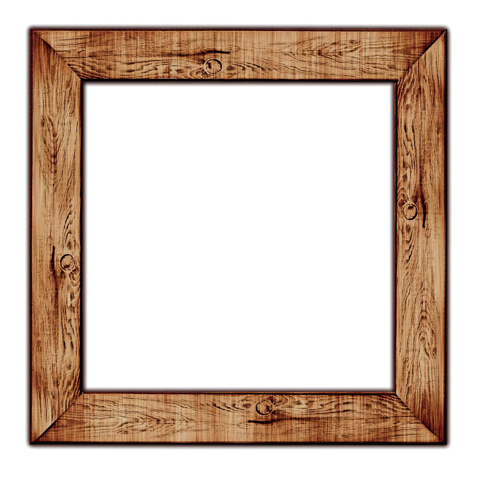 Houten Border Rustic Wood Frame Png Rustic Wood Border Hasshe