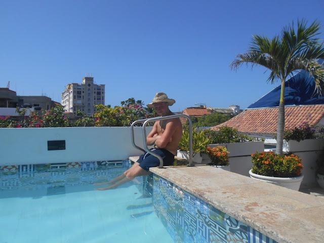 Hotel Bantu pool