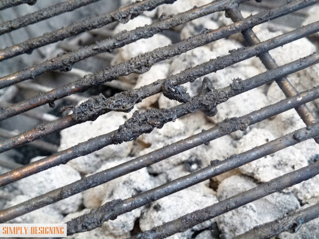 yucky+grill How to Clean Your Grill + $100 Lowe's Gift Card + Outdoor Cleaning Prize Pack GIVEAWAY! #giveaway #ad 25
