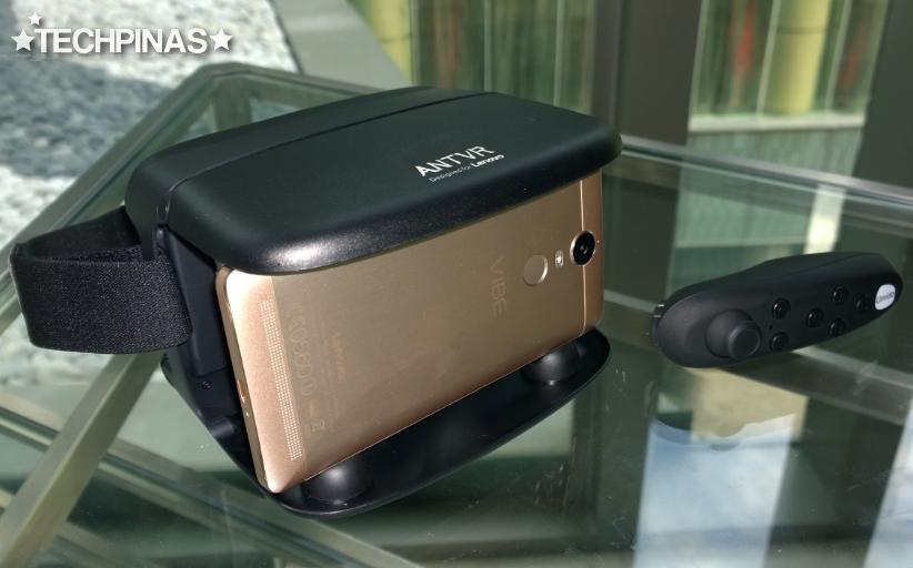 Lenovo Vibe K5 Note VR Kit