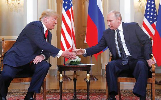 Προσοχή στις παγίδες από ΗΠΑ και Ρωσία