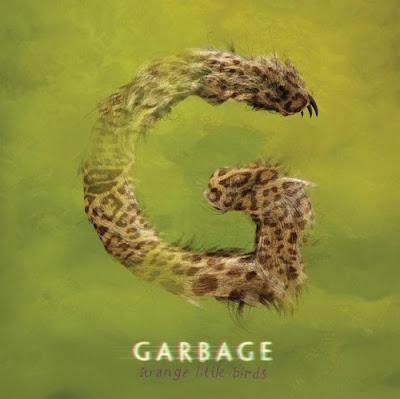 """GARBAGE """"Strange Little Birds"""""""