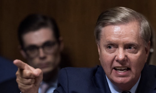 LINDSEY GRAHAM SAYS HE WILL 'GET TO THE BOTTOM' OF FISA ABUSE AS SENATE JUDICIARY CHAIRMAN