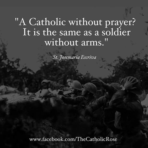 Image result for praying saint quotes