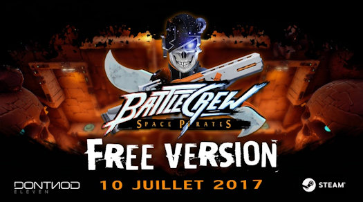 The Qwillery Battlecrew Space Pirates Coming On July 10th
