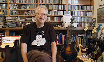 INTERVIEW: Emma Franz (Producer/ Director of Bill Frisell: A Portrait. UK premiere screening with Q+A Sunday 5 Nov)