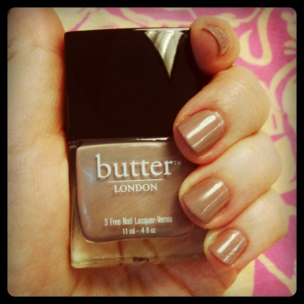 The Bellesphere: Two Reviews: Butter London Yummy Mummy