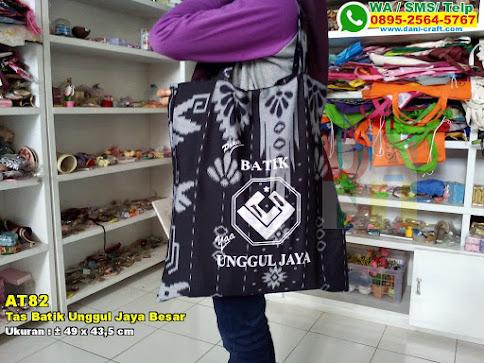 Tas Batik Unggul Jaya Besar