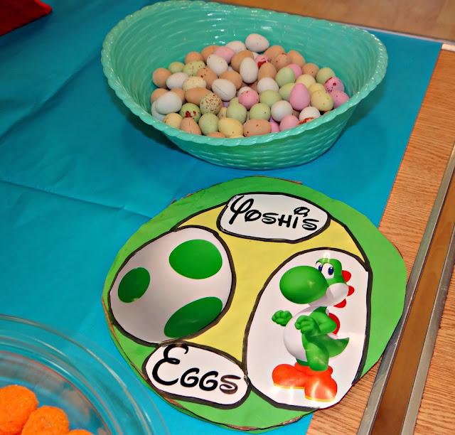 Yoshi's Eggs