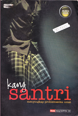 Jual Buku Kang Santri, Menyingkap Problematika Umat | Toko Buku Aswaja Banjarmasin