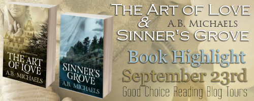 Book Highlight: The Art of Love & Sinner's Grove + Giveaway