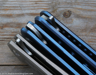 Fura Gear 5 Holes, Slimfoot and Shrapnel titanium flippers