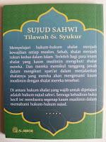 Buku Penjelasan Sujud Sahwi Tilawah & Syukur