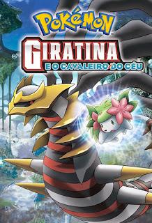 Pokémon: Giratina e o Cavaleiro do Céu - BDRip Dual Áudio