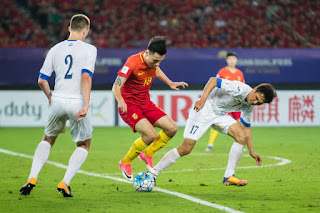 Watch China vs Kyrgyzstan live Stream Today 7/1/2019 online AFC Asian Cup