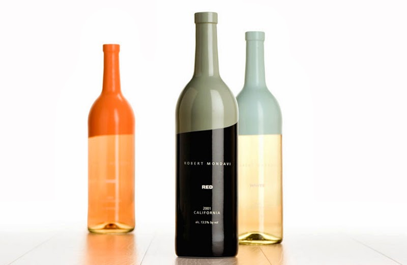 Tendencias en packaging de vino, Mondavi Winery