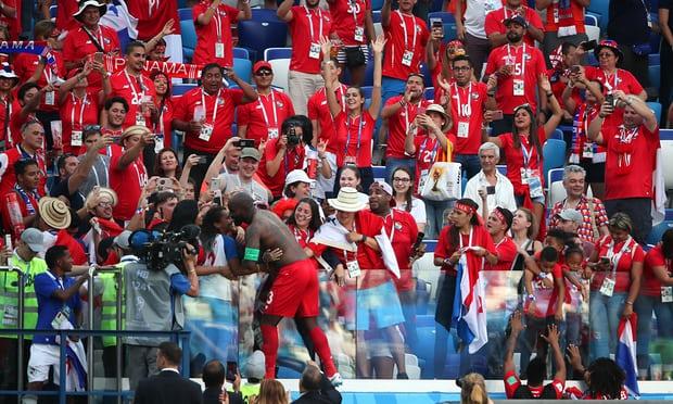 Thua thảm ĐT Anh, Panama vẫn ăn mừng như vô địch 3