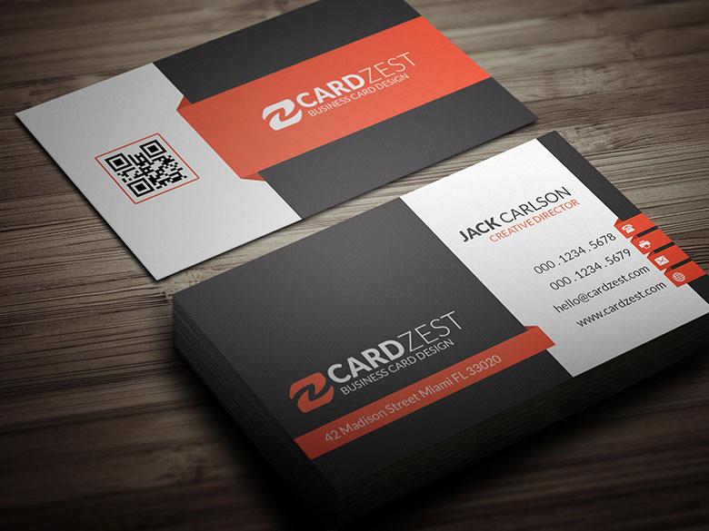 درس كيفية تصميم كرت شخصي Business Card