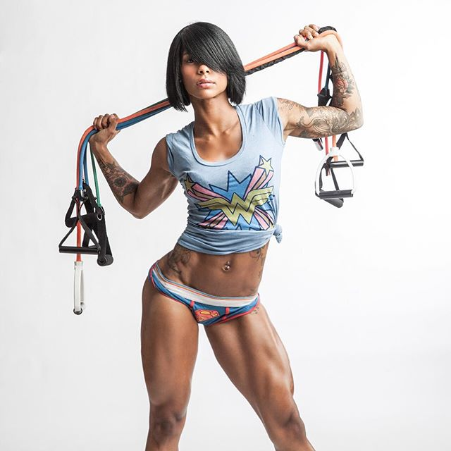 Fitness Model Massy Arias Instagram