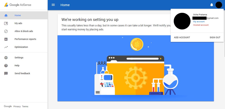 Permasalahan Google Adsense Jika Berhenti Menayangkan Iklan disebabkan Mengganti URL Blog
