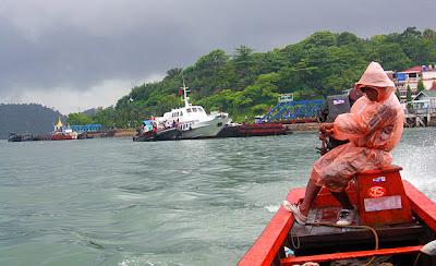 Phuket Ranong Visa Run