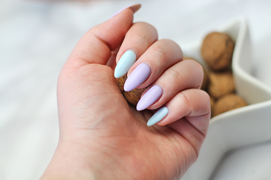 Manicure ChiodoPRO Beautiful & Creative Purple