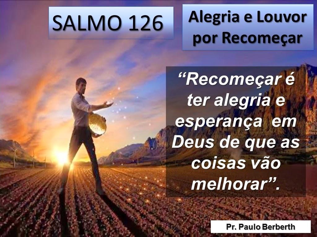 Descubra A Alegria De Deus Nestes 5 Versículos: Alegria E Louvor Por Recomeçar
